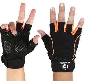 Fashnex gloves in hand