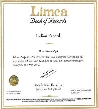 limca_record_ankush_gurjar