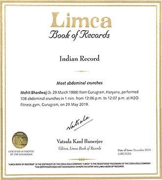 limca_record_mohit_bhardwaj