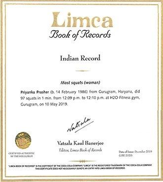 limca_record_priyanka_prashar