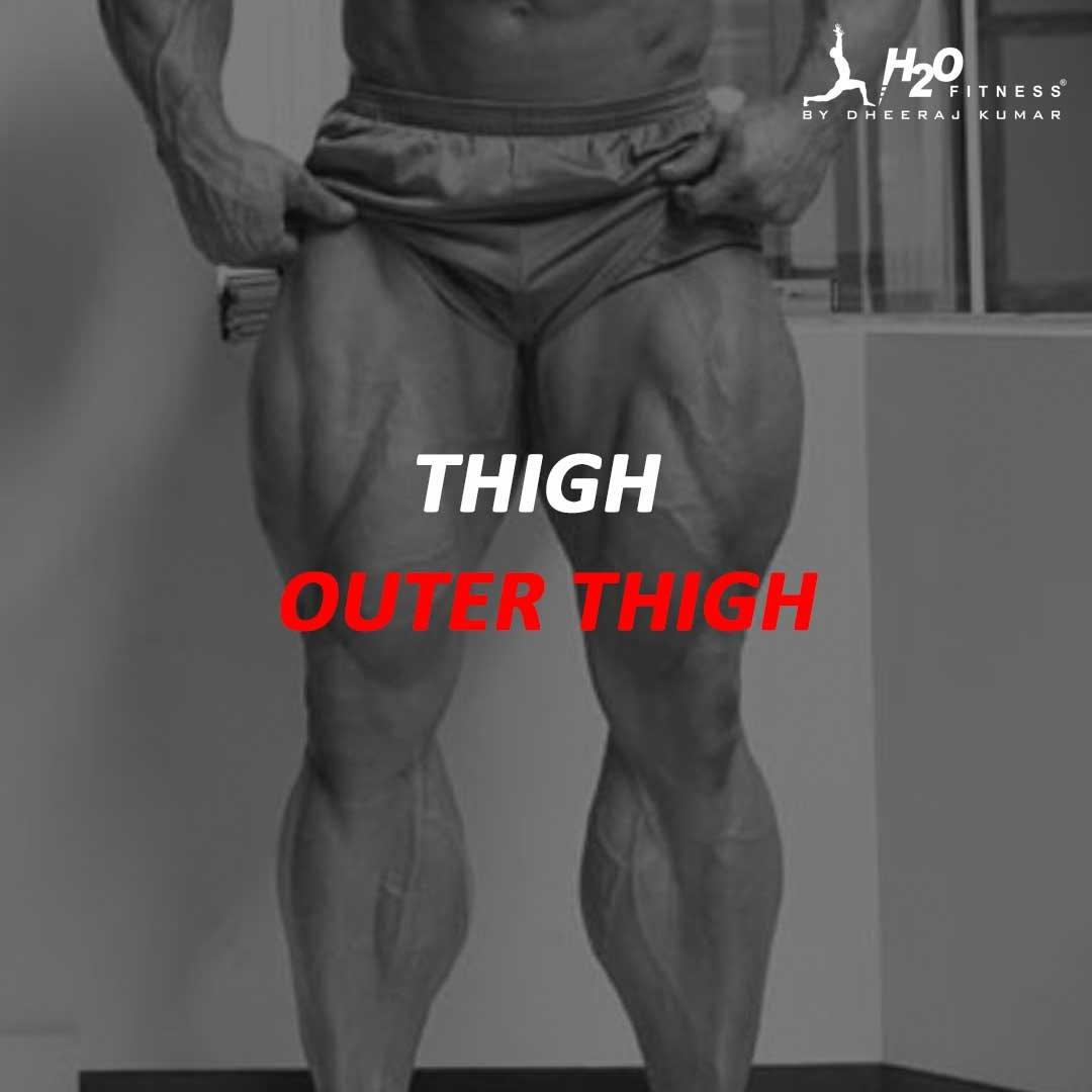 Thigh - Outer Thigh
